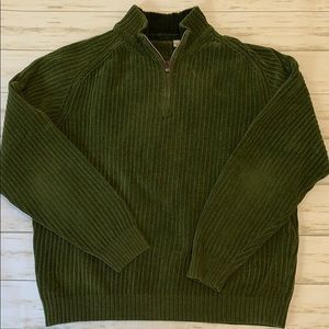 Tommy Bahama Half Zip Pullover Size XL